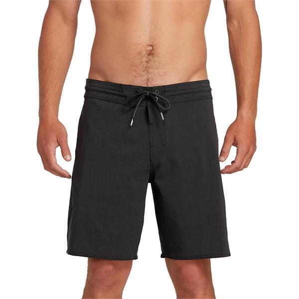 Volcom Mens Solid Stoney 19 Stretchy Boardshort