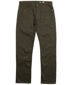 Volcom Solver 5 Pocket Slub Pants