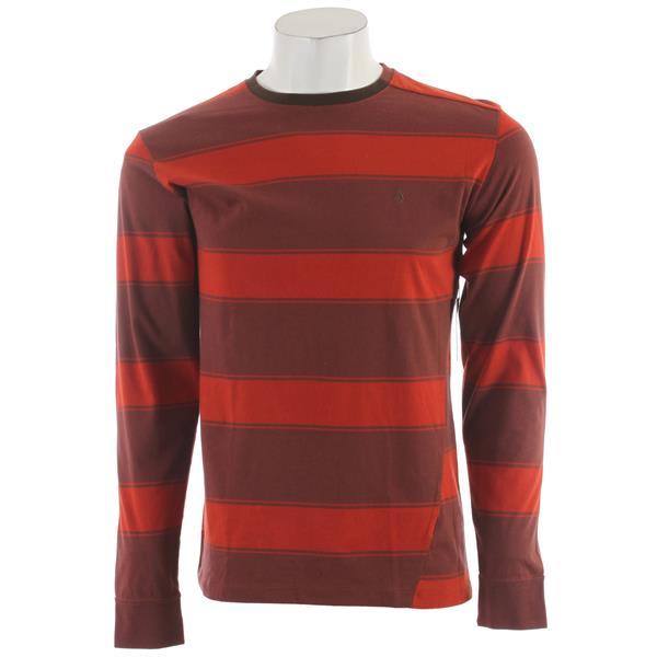 Volcom Square Crew L / S Shirt U.S.A. & Canada