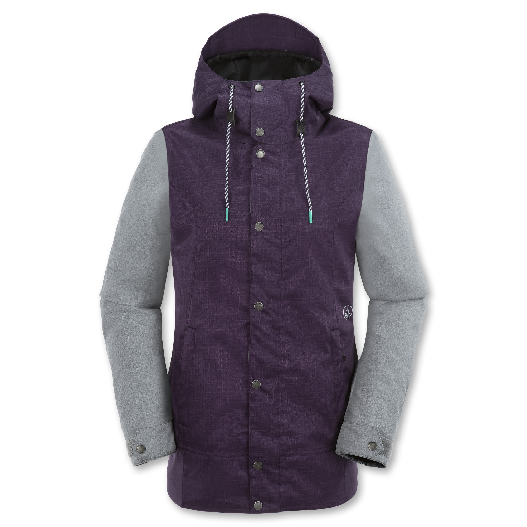 On Sale Volcom Stave Snowboard Jacket Womens Up To 40 Off
