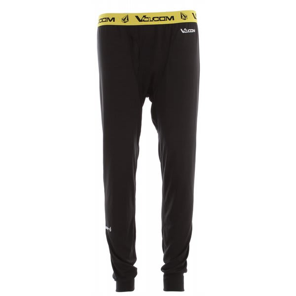 Volcom Stock Hunter Riding Baselayer Pants Black U.S.A. & Canada