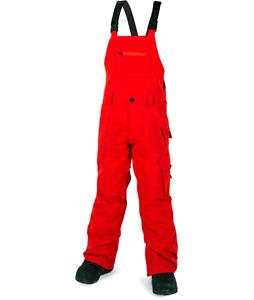 Volcom Sutton Insulated Overall Bib Snowboard Pants