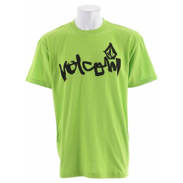 Volcom Taggerd S / S T Shirt U.S.A. & Canada