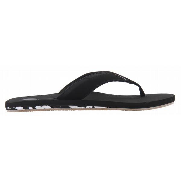 Volcom Vector Creedlers Sandals Black U.S.A. & Canada