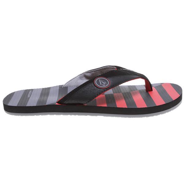 Volcom Vocation Sandals Grey U.S.A. & Canada