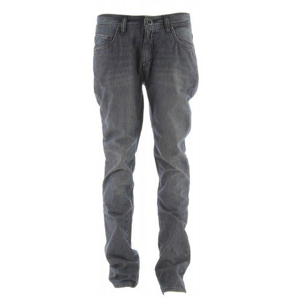 Volcom Vorta Jeans Free Blue U.S.A. & Canada