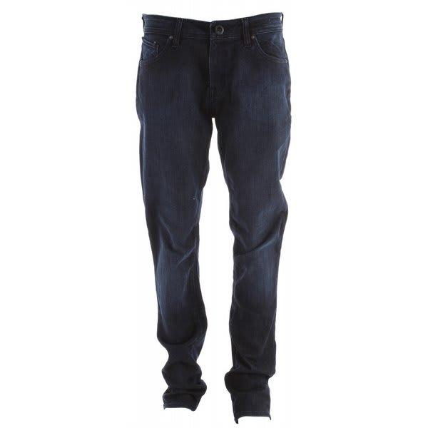 Volcom Vorta Jeans Appleyard Blue U.S.A. & Canada