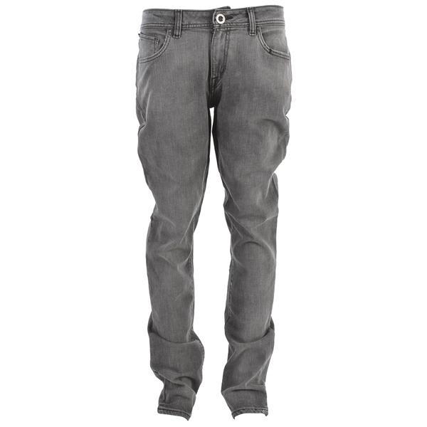 Volcom Vorta Jeans Bleach Ash U.S.A. & Canada