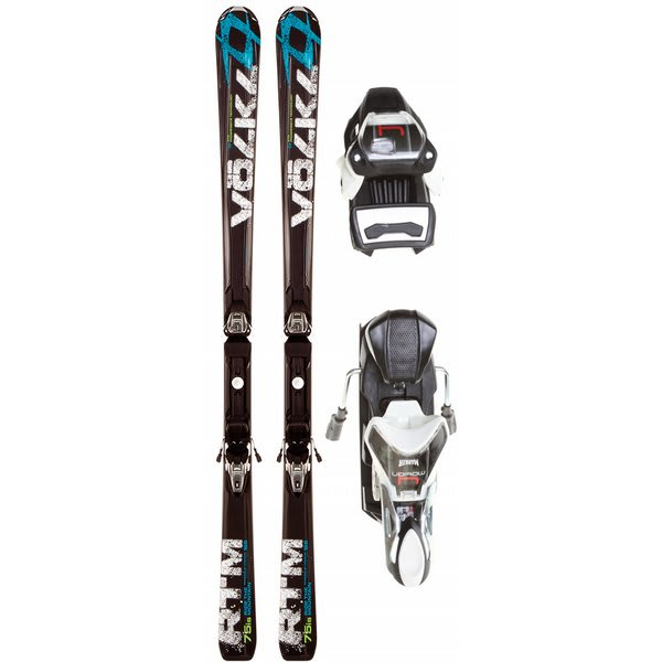 Volkl Rtm 75Is Skis W / 4Motion 11 0 Tc Bindings U.S.A. & Canada
