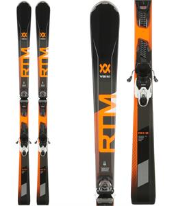 Volkl RTM 76 Skis w/ V-Motion 10 GW Bindings