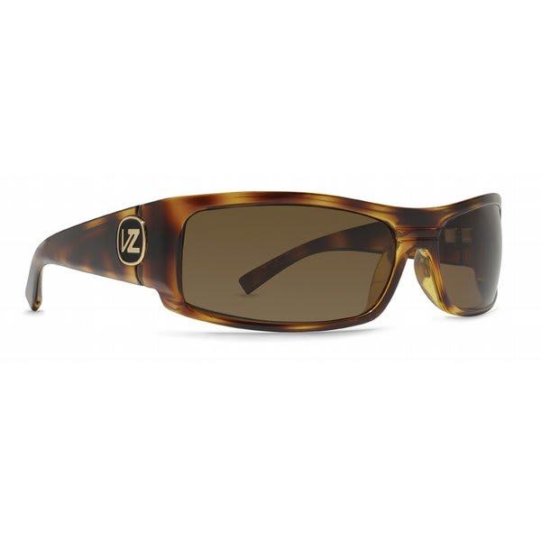Vonzipper Burnout Sunglasses Tortoise / Bronze Lens U.S.A. & Canada
