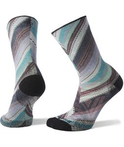 Smartwool PhD Outdoor Light Print Crew Socks