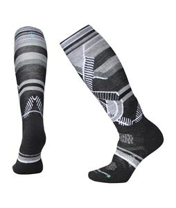 Smartwool PhD Ski Medium Pattern Socks