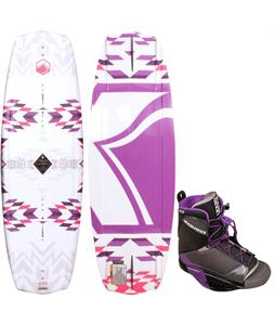 Liquid Force Jett Wakeboard w/ Transit Bindings