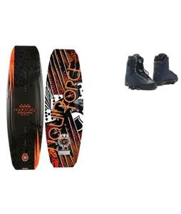 Liquid Force Tex Wakeboard w/ Raph Bindings
