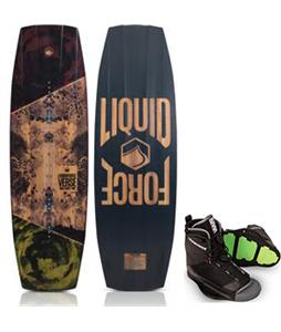 Liquid Force Verse Wakeboard w/ Transit Bindings