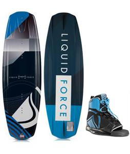 Liquid Force Omega Grind Wakeboard w/ Index Bindings