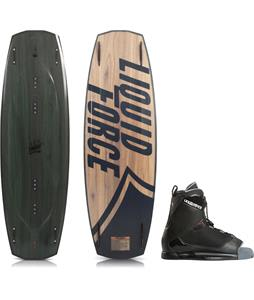 Liquid Force Timba Wakeboard w/ Transit Bindings