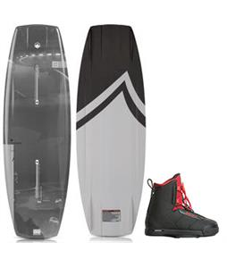 Liquid Force Rdx Wakeboard w/ Hitch Bindings