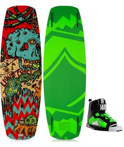 Liquid Force Rant Wakeboard w/ Rant Bindings