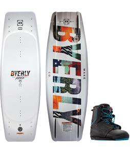 Byerly Agenda Blem Wakeboard w/ Byerly Clutch CT Bindings