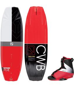 CWB Pure Blem Wakeboard w/ CWB Empire Bindings