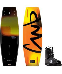 CWB Standard Wakeboard w/ Hyperlite Frequency Bindings