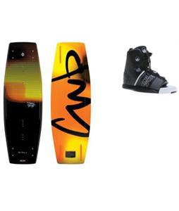 CWB Standard Wakeboard w/ Liquid Force Element Bindings