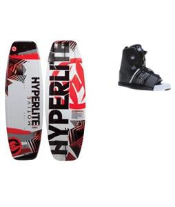 Hyperlite Motive Wakeboard w/ Liquid Force Element Bindings