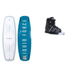 Liquid Force Harley Classic Wakeboard w/ Element Bindings