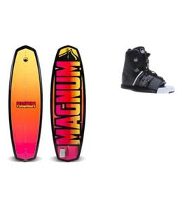 Liquid Force Magnum Wakeboard w/ Element Bindings