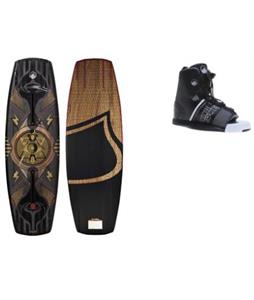Liquid Force Shane Dose Wakeboard w/ Element Bindings