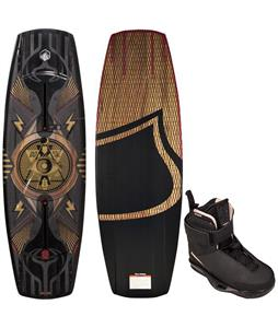 Liquid Force Shane Dose Wakeboard w/ Trek 4D Bindings