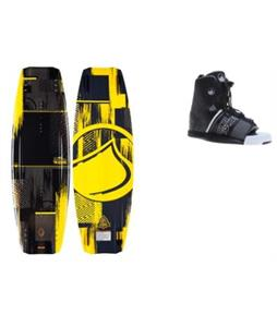Liquid Force Shane Hybrid Wakeboard w/ Element Bindings