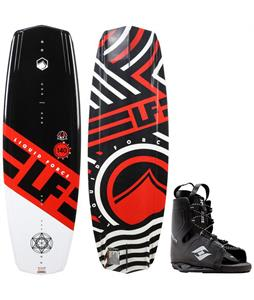 Liquid Force Witness Wakeboard w/ Hyperlite Frequency Bindings