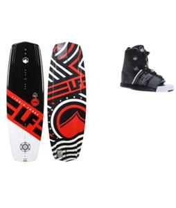 Liquid Force Witness Wakeboard w/ Element Bindings