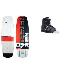 O'Brien Bruce Wakeboard w/ Liquid Force Element Bindings