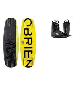 O'Brien Format Wakeboard w/ Hyperlite Frequency Bindings