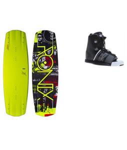 Ronix ATR S Wakeboard w/ Liquid Force Element Bindings