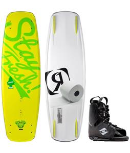 Ronix Bill ATR S Wakeboard w/ Hyperlite Frequency Bindings