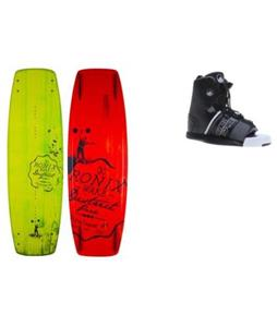 Ronix District Park Blem Wakeboard w/ Liquid Force Element Bindings