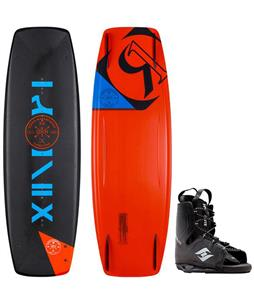 Ronix District Park Wakeboard w/ Hyperlite Frequency Bindings