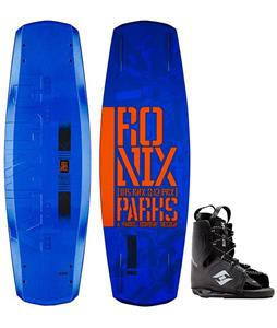 Ronix Parks Camber Aircore 2 Wakeboard w/ Hyperlite Frequency Bindings