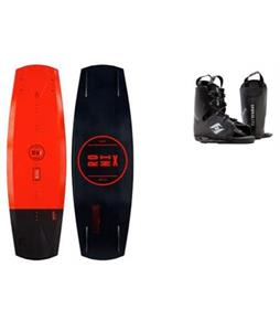 Ronix Parks Modello Blem Wakeboard w/ Hyperlite Frequency Bindings