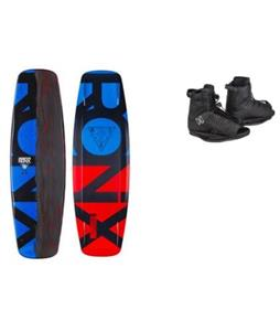 Ronix Space Blanket ATR Wakeboard w/ Divide Bindings