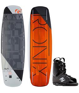 Ronix William Blem Wakeboard w/ Hyperlite Frequency Bindings