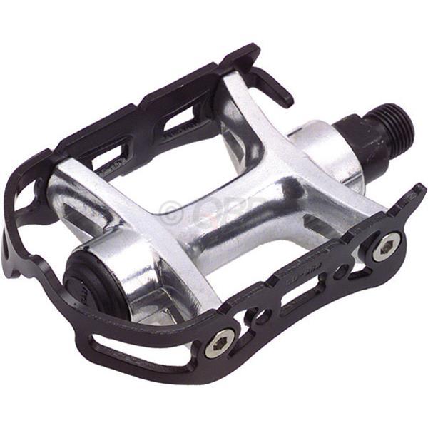 """Wellgo 888 Alloy Quill Pedals Black 1 / 2"""" U.S.A. & Canada"""