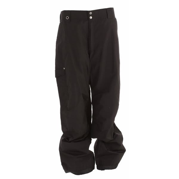 White Sierra Bilko Ii Snow Pants Black U.S.A. & Canada
