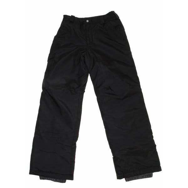 White Sierra Bilko Snow Pants Black U.S.A. & Canada