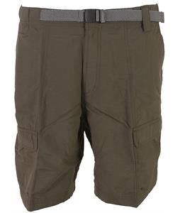 White Sierra Safari II Hiking Shorts